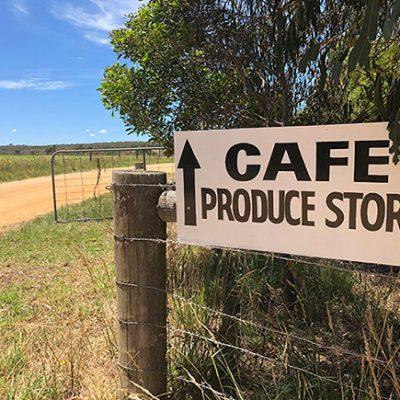 Our Farm Entrance Signage